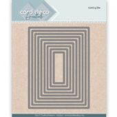 Find It Media Card Deco Essentials - Rectangle